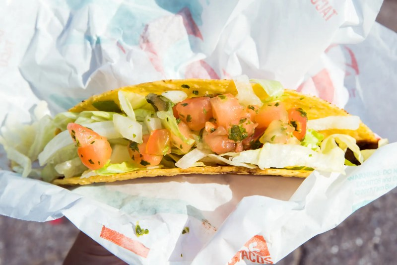 Large Of Taco Bell Fresco Menu