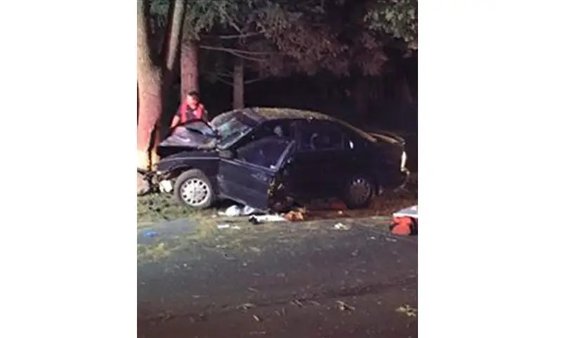 Pokemon GO car crash