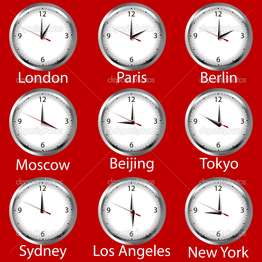 High Quality Local Globe Time Clock · Http://i1.wp.com/static5.depositphotos.com/ Images