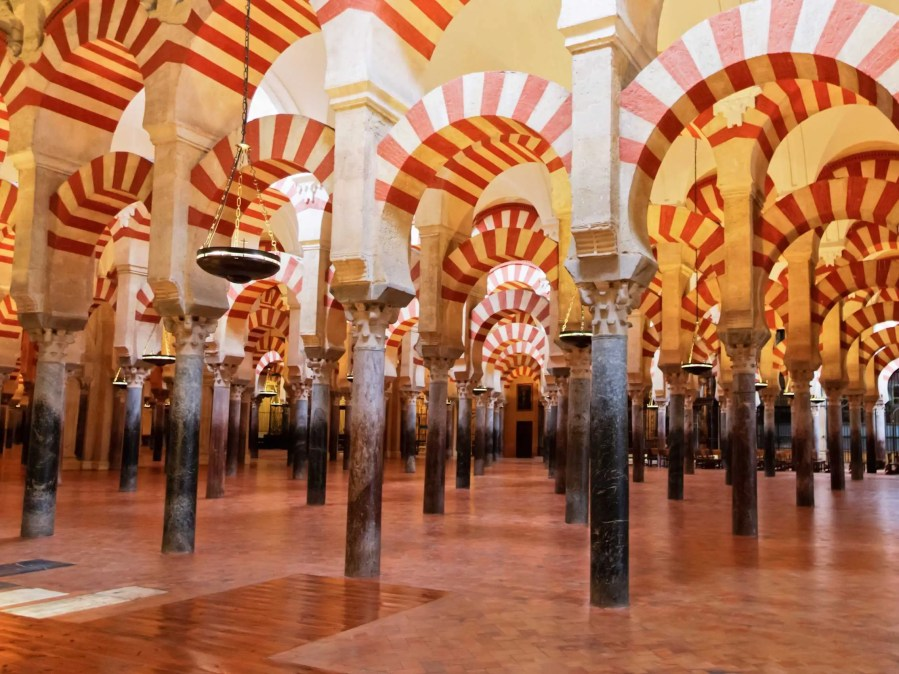 #6 Great Cathedral and Mosque, Cordoba, Spain