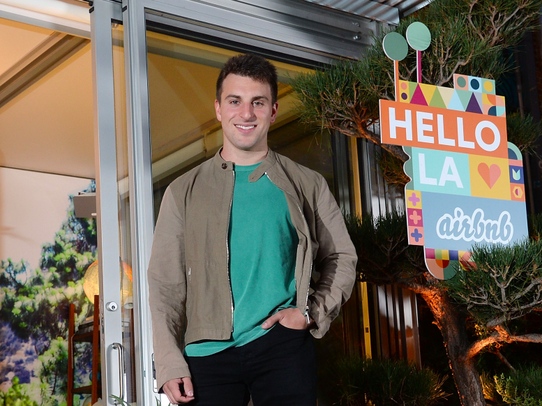 That's when the company hit the accelerator on growth and learned a bunch about their business. Chesky famously lived exclusively in Airbnbs for a few months in 2010 when their employees crowded out the bedroom space left in their apartment.