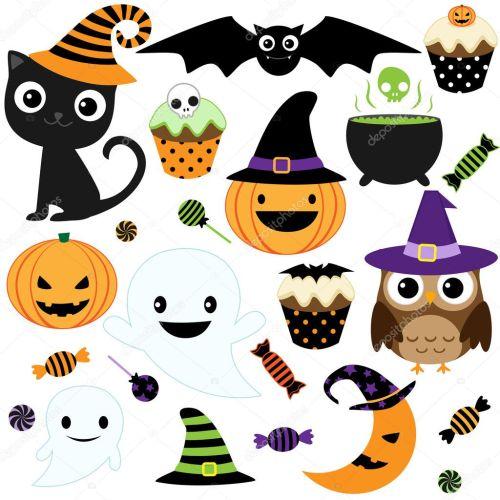 Cute Halloween Clip Art 2016 | voicesinhead.com 2016