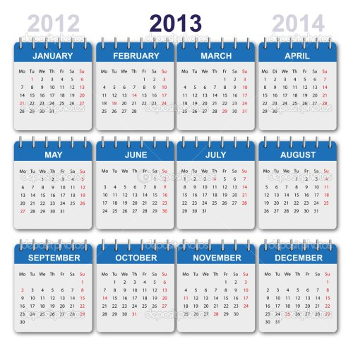 calendar 2013 holidays and observances united states ...