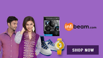 Infibeam 10% cashback with Mobikwik Wallet