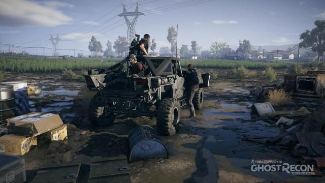 new Wildlands trailer image