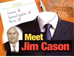 Page from anti-Cason attack mailer