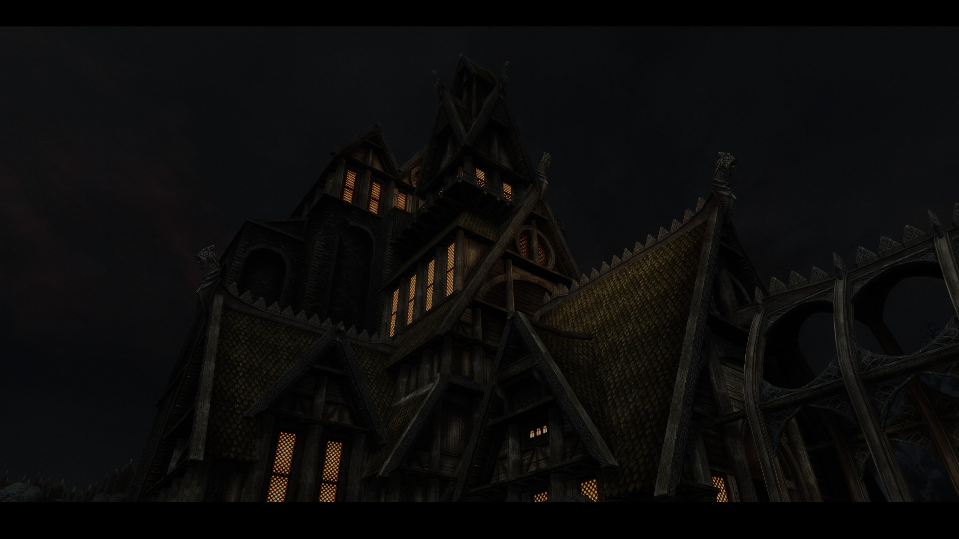Appealing Community Addams Family House Inside Addams Family House Location Addams Family House Addams Family House At Skyrim Nexus Mods curbed Addams Family House