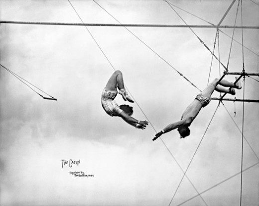 Random Research: Finding my Characters in Vintage Circus Photography: 1899-1923 (6/6)