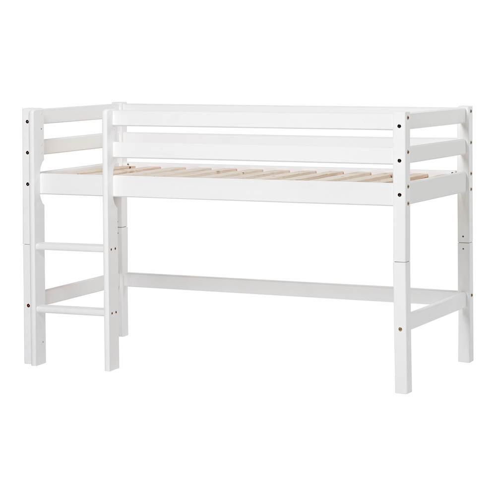 Splendent Ladder Cm Hoppekids Design Low Loft Bed Diy Low Loft Bed Basic Low Loft Bed Slide Ladder Basic Low Loft Bed houzz-03 Low Loft Bed