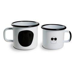 Small Of White Mug Set