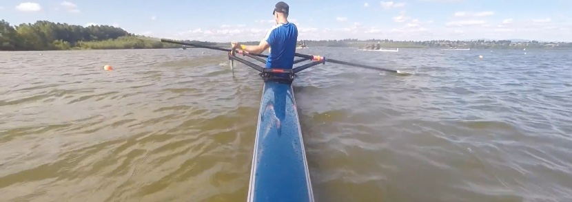 Rowers Don't Wear Life Jackets