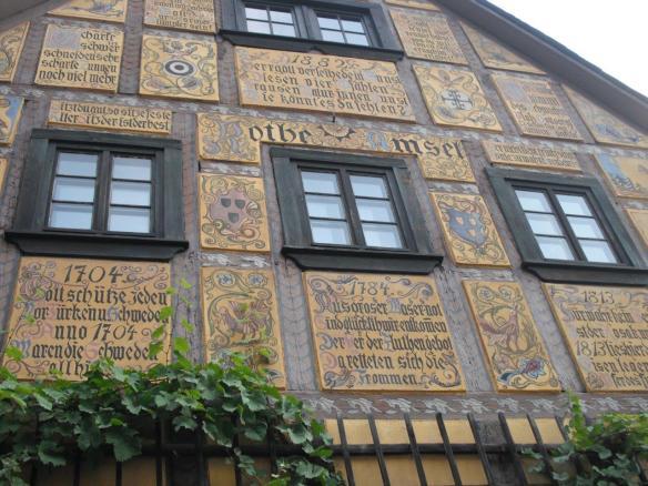 """Das Leonhardi-Haus in Dresden war als """"Rote Amsel"""" bekannt"""