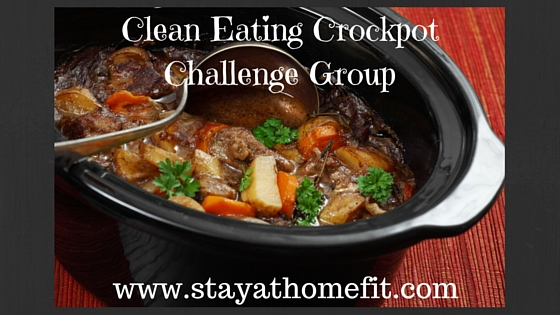 Clean Eating Crockpot Challenge Group