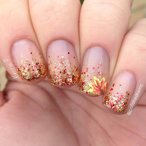 Fall Pedicure Designs: 10 Cool Nail Designs To Try This Fall