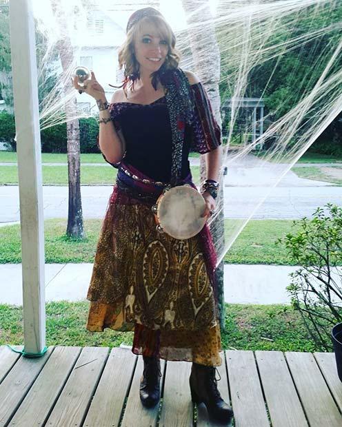 Gypsy Costume Halloween Costume