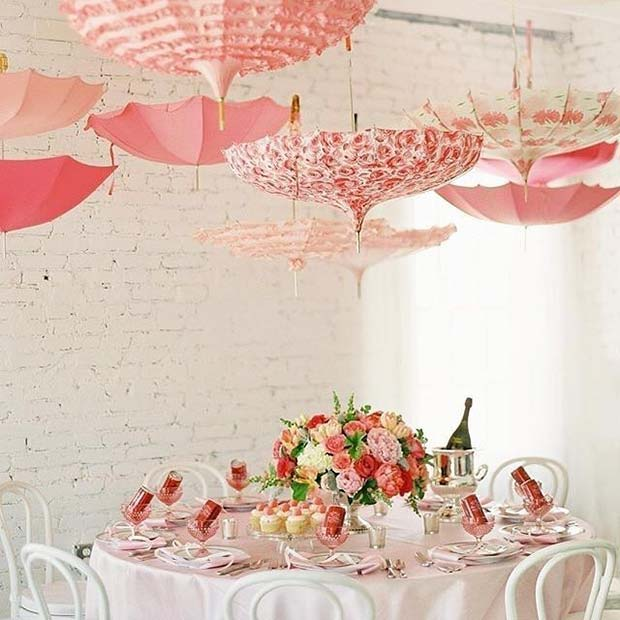 Bridal Shower Theme for Spring