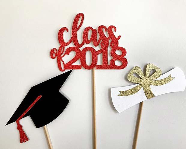 Prop Ideas for a Graduation Party