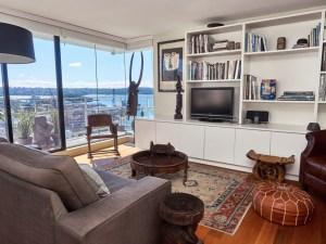 Elizabeth Bay Living Room
