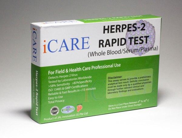 Genital Herpes Test kit