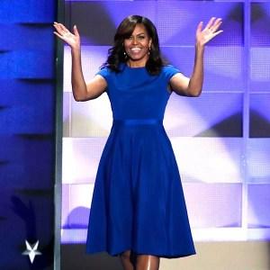 michelle-obama-vestido-azul