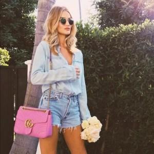 A bolsa que todas as fashion girls estão usando