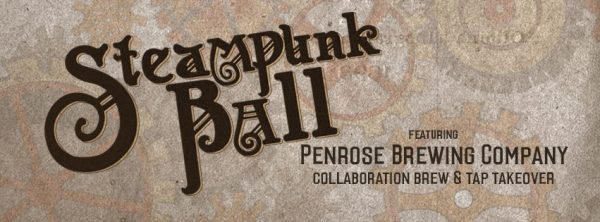 Steampunk Ball