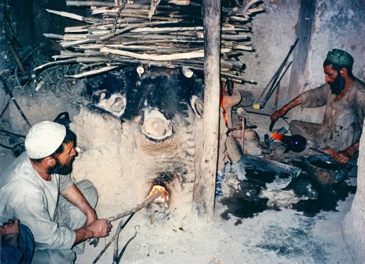 In search of Saidullah, the glassmaker of Herat