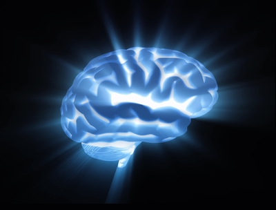 how potential is revealed: illuminated brain