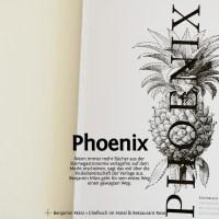 """""""Phoenix"""" - Eine Buchbesprechung"""