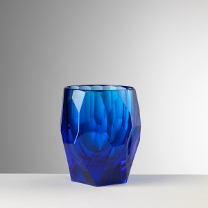 Gift, homewares, glasses, blue glasses, Mario Luca Giusti