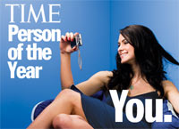 Time Person of the Year 2006: You!
