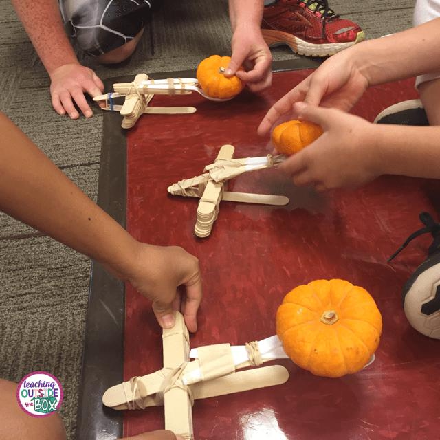 Spooky Halloween STEM!
