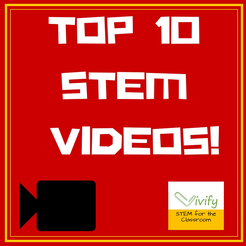10 Top STEM Video Resources