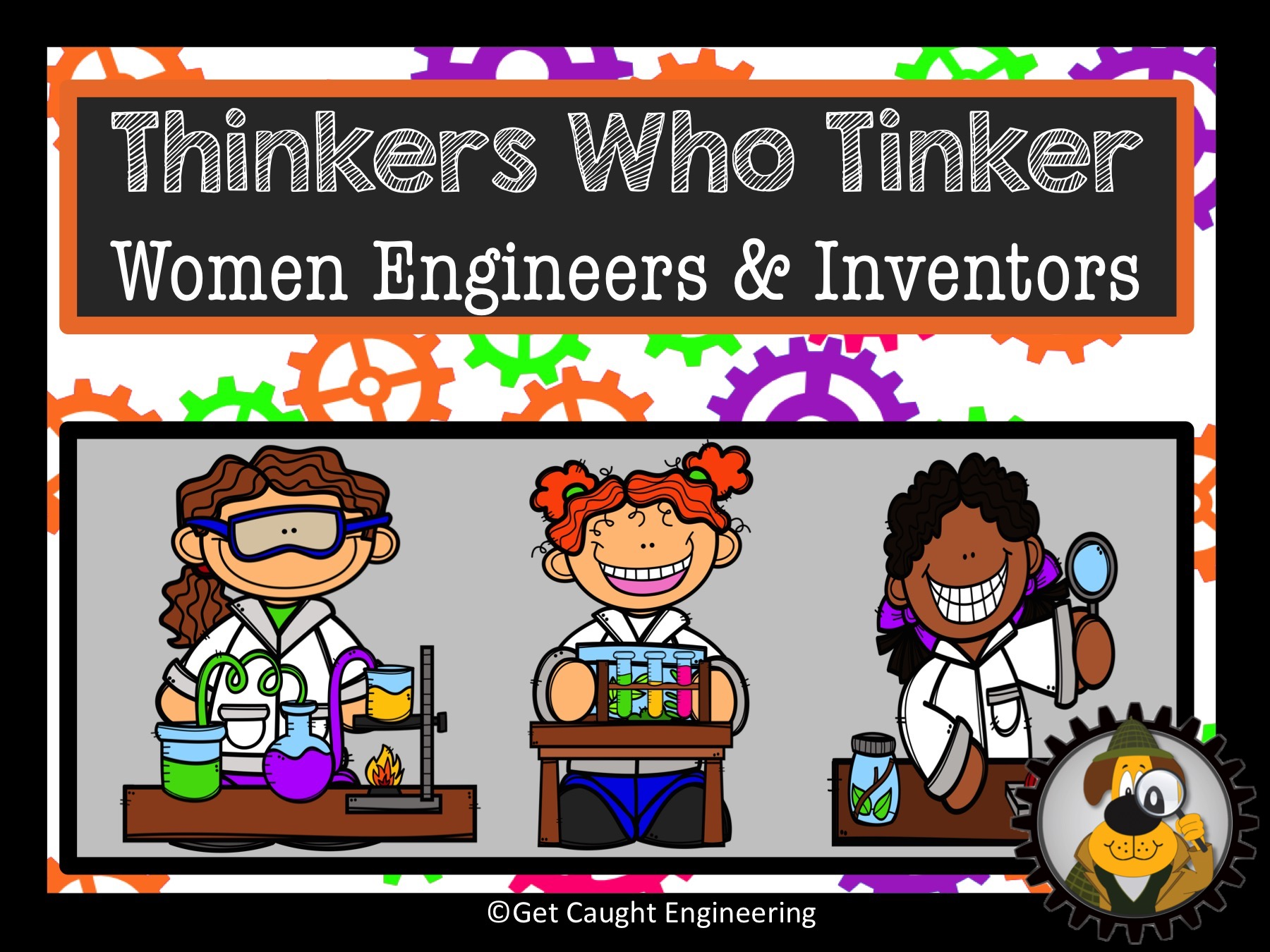 Thinkers Who Tinker – Women Inventors