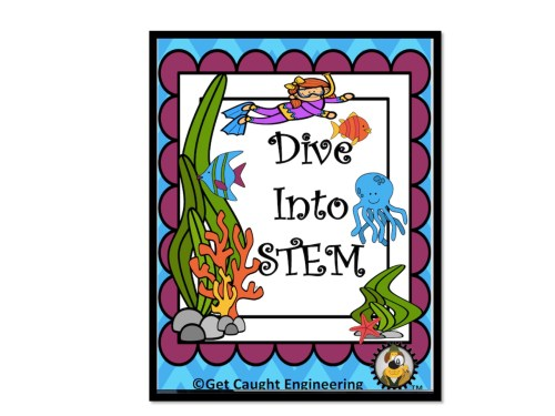 Do you do Family STEM Nights at your school? In this blog Get Caught Engineering shares tips, a timeline for planning, and resources for a successful STEM Family Night.  Using the ocean as theme and having marine centered activities are great additions to a family event.