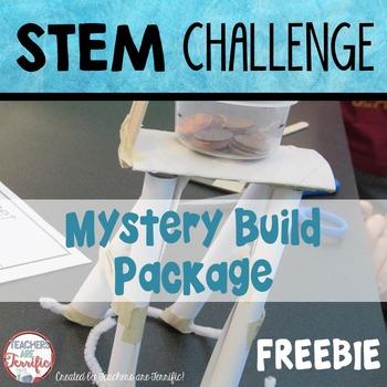 STEM Challenge Mystery Build