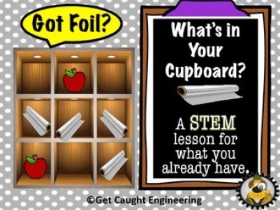 Use items you already have for your STEM class!