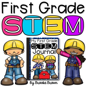 A bundle with STEM Challenges that follow first grade NGSS Standards!