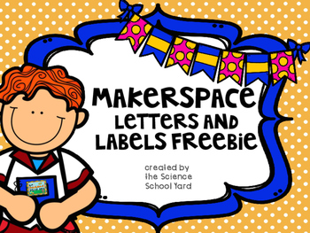 Looking to start a Makerspace in your classroom? Not quite sure where to start? Download this freebie for what you need to get a makerspace started in your classroom!