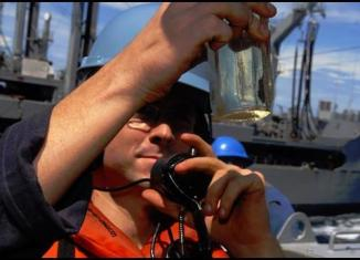 Navy converts water to fuel