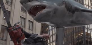 Sharknado Scene