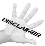 disclaimer image