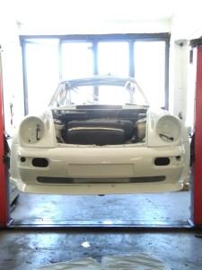 964 RSR Aufbau