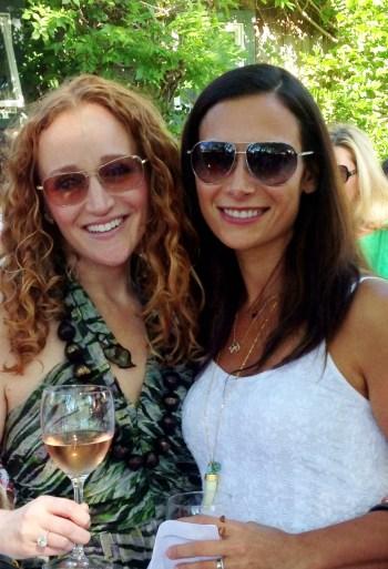 Alexandra and Stephanie Klein