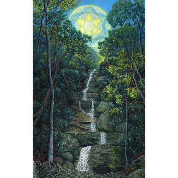 Alchemy, a pastel painting by Stephanie Thomas Berry