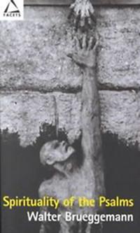 The cover of Brueggemann's The Spirituality of the Psalms
