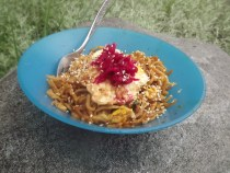 My Entry Into The Fortune Asian Noodle Blogger Recipe Challenge