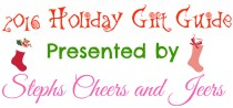 Stephs Cheers and Jeers Is Now Accepting Entries for the 2016 Holiday Gift Guide