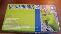 2016 Holiday Gift Guide: AMMEX Gloveworks Heavy Duty Green Nitrile Gloves