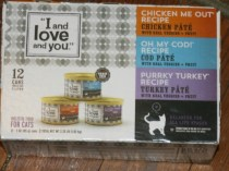 Chewy Influencer: I and Love and You Grain-Free Canned Cat Food